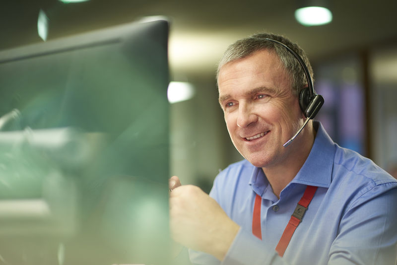 Call Center Agent in Berlin