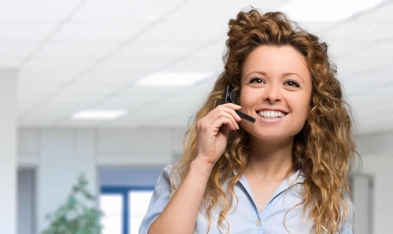 Call Center Agentin in Hannover