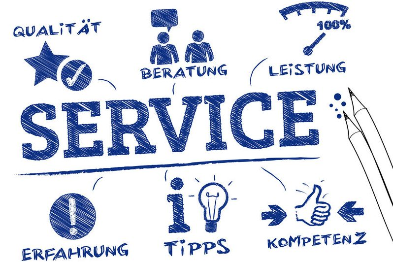 Kundenservice und Beratung in Lüneburg