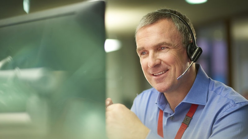 Call Center Agent im Kundenservice