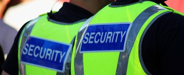 Sicherheitskräfte im Einsatz für die Event & ÖPNV Security